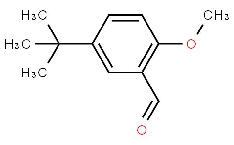 85943-26-6 | 5-Tert-Butyl-2-methoxy benzaldehyde