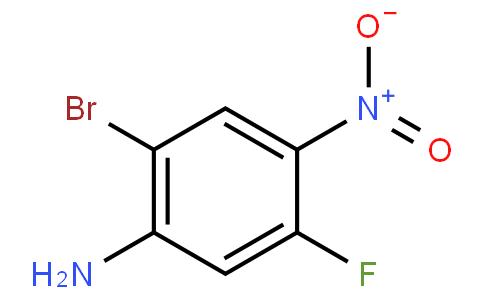 952664-69-6 | 2-溴-5-氟-4-硝基苯胺