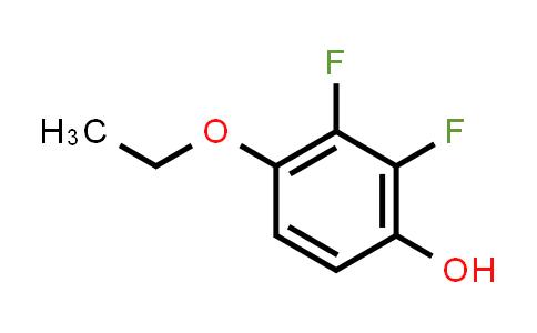 126163-56-2 | 4-Ethoxy-2,3-Difluorophenol