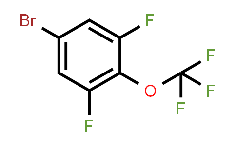115467-07-7 | 5-Bromo-1,3-difluoro-2-(trifluoromethoxy)benzene
