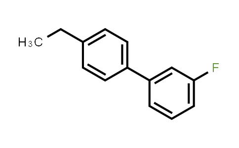 72093-42-6 | 4'-Ethyl-3-fluoro- 1,1'-biphenyl