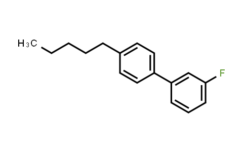 163129-13-3 | 4'-Pentyl-3- fluoro-1,1'- biphenyl