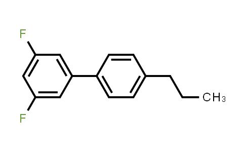 137528-87-1 | 3',5'-Difluoro-4-propylbiphenyl