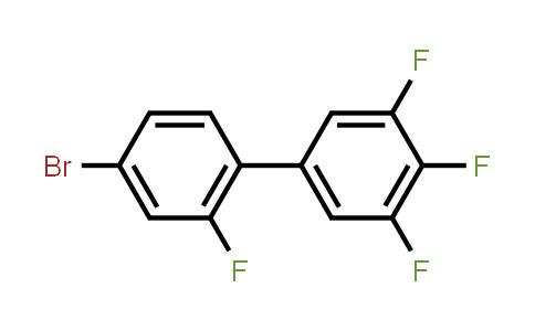 187804-77-9 | 4-Bromo-2,3',4',5'- tetrafluorobiphenyl