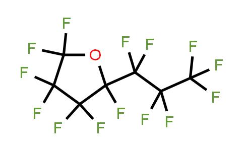 423-22-3 | 2,2,3,3,4,4,5-Heptafluoro-5- (heptafluoropropyl)tetrahydrofuran