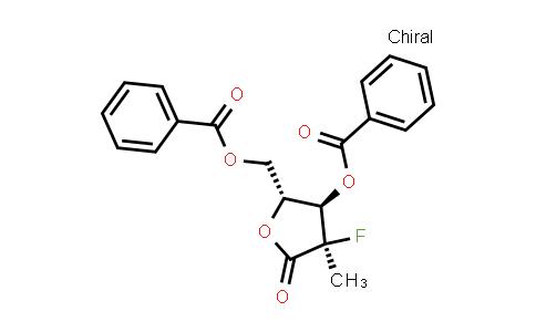 874638-80-9 | ((2R,3R,4R)-3-(Benzoyloxy)-4-fluoro-4-methyl-5-oxotetrahydrofuran-2-yl)methyl benzoate