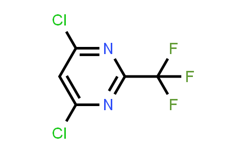 705-24-8 | 4,6-Dichloro-2-(trifluoroMethyl)pyrimidine
