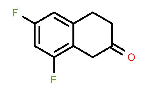 843644-23-5 | 6,8-Difluoro-2-tetralone