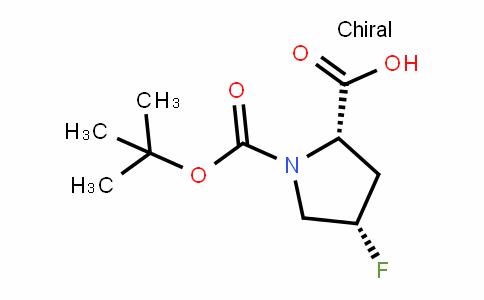 203866-13-1 | N-BOC-cis-4-fluoro-L-proline