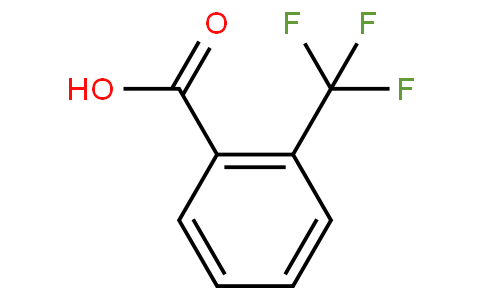 433-97-6 | 2-(Trifluoromethyl)benzoic acid