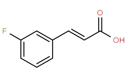 20595-30-6 | 3-Fluorocinnamic acid