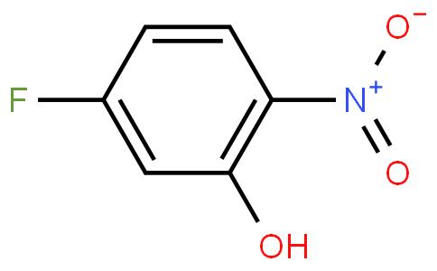 446-36-6 | 5-Fluoro-2-nitrophenol