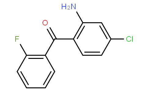 203303-05-3   2-Amino-4-chloro-2'-fluorobenzophenone