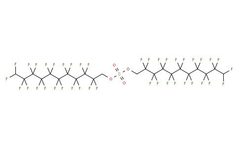 4001-29-0 | Bis(eicosafluoroundecyl)sulfate
