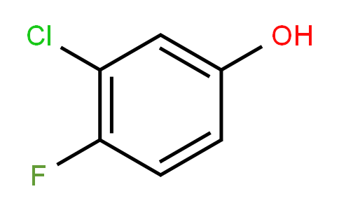 2613-23-2 | 3-Chloro-4-fluorophenol