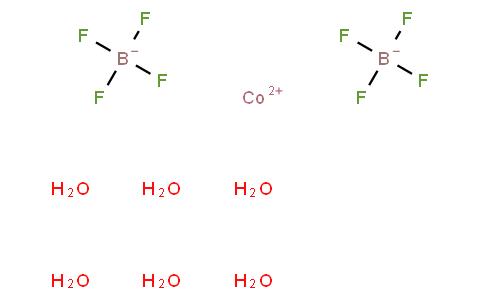 15684-35-2   Cobalt tetrafluoroborate hexahydrate