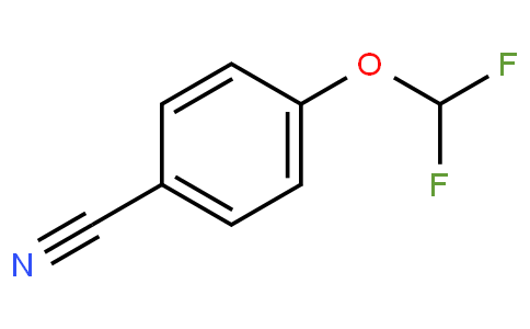 90446-25-6 | 4-(Difluoromethoxy)benzonitrile