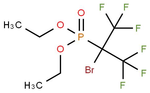 286932-54-5 | 2-Bromohexafluoroisopropyldiethylphosphonate