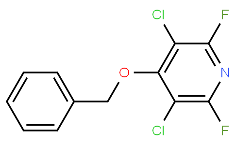 41662-64-0 | 3,5-Dichloro-2,6-difluoro-4-benzyloxypyridine