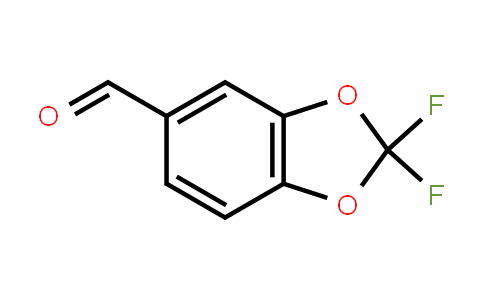 656-42-8 | 2,2-Difluoro-1,3-benzodioxole-5- carboxaldehyde