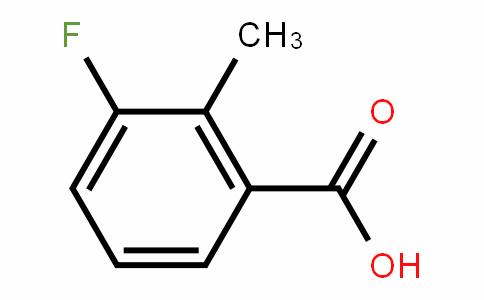 699-90-1 | 3-Fluoro-2-methylbenzoicacid