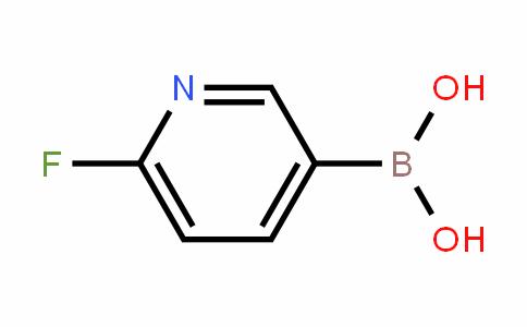 351019-18-6 | Boronic acid, B-(6-fluoro-3-pyridinyl)-