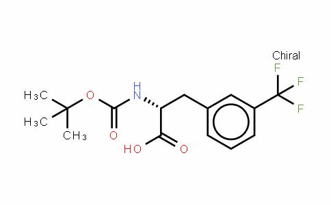 82317-82-6 | 3-(Trifluoromethyl)-D-phenylalanine, N-BOC protected