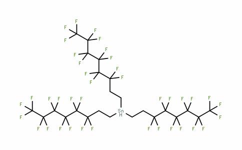 175354-32-2 | Tris(1H,1H,2H,2H-tridecafluorooct-1-yl)tin hydride
