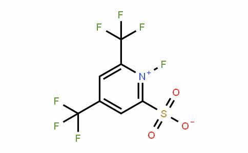 147541-03-5 | N-Fluoro-4,6-bis(trifluoromethyl)pyridinium-2-sulphonate
