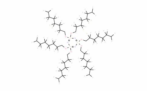 3830-74-8 | Hexakis(1H,1H,7H-perfluoroheptoxy)phosphazene