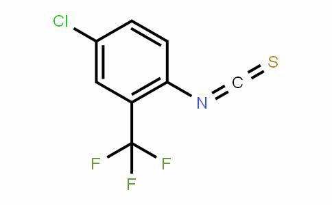 99195-86-5 | 4-Chloro-2-(trifluoromethyl)phenyl isothiocyanate