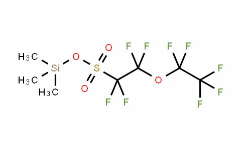 136049-37-1 | Trimethylsilyl perfluoro(2-ethoxyethane)sulphonate