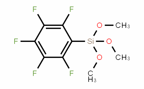 223668-64-2 | Trimethoxy(pentafluorophenyl)silane