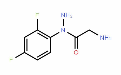 2351-00-0 | N-(2,4-Difluorophenyl)glycinehydrazide