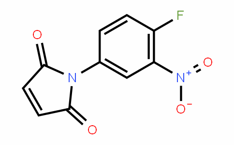 67154-40-9 | N-(4-Fluoro-3-nitrophenyl)maleimide