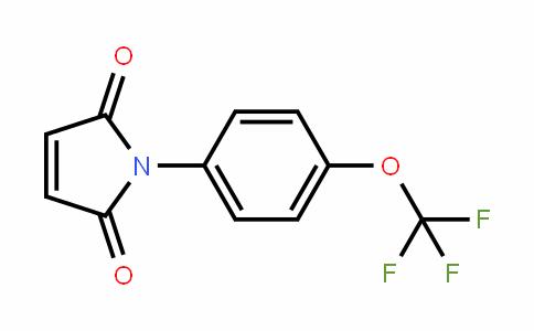 68255-58-3 | N-[4-(Trifluoromethoxy)phenyl]maleimide