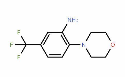 784-57-6 | N-[2-Amino-4-(trifluoromethyl)phenyl]morpholine