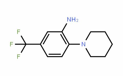 27429-68-1 | N-[2-Amino-4-(trifluoromethyl)phenyl]piperidine