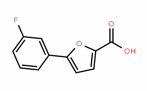 54022-97-8 | 5-(3-Fluorophenyl)-2-furoic acid