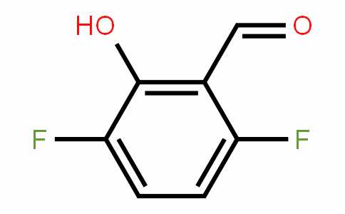 502762-92-7 | 3,6-Difluoro-2-hydroxybenzaldehyde
