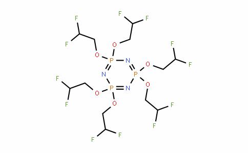 186817-57-2 | Hexakis(2,2-difluoroethoxy)phosphazene