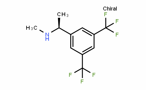 511256-36-3 | (S)-N-Methyl-1-[3,5-bis(trifluoromethyl)phenyl]ethylamine