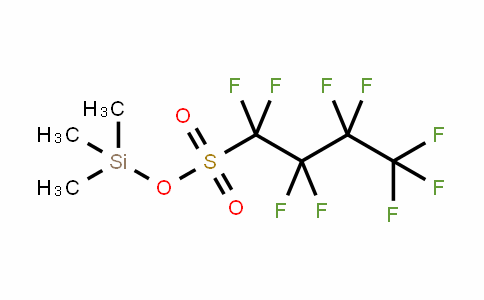 68734-62-3 | Trimethylsilyl nonafluorobutanesulphonate