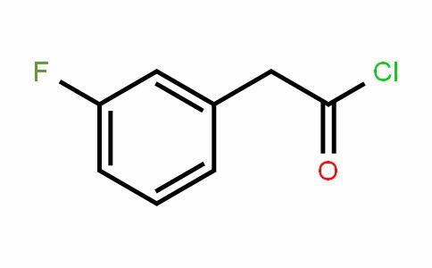 458-04-8 | 3-Fluorophenylacetyl chloride