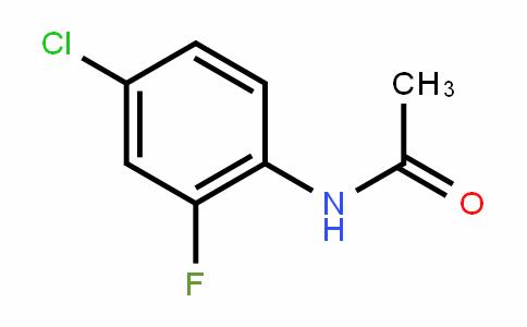59280-70-5 | 4'-Chloro-2'-fluoroacetanilide