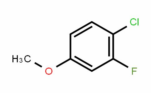 501-29-1 | 4-Chloro-3-fluoroanisole