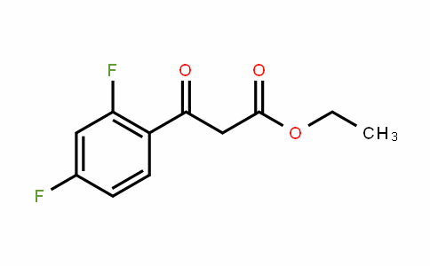 58101-23-8 | Ethyl 3-(2,4-difluorophenyl)-3-oxopropanoate