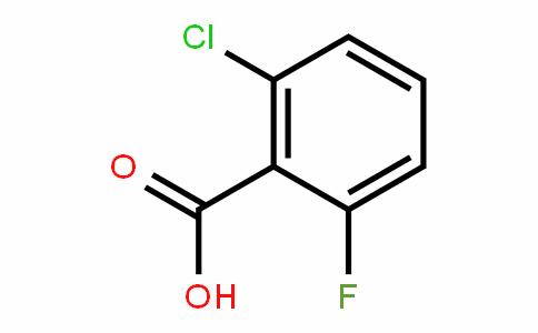 434-75-3 | 2-Chloro-6-fluorobenzoic acid