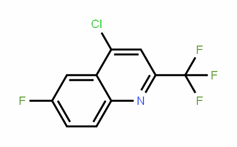 59611-55-1 | 4-Chloro-6-fluoro-2-(trifluoromethyl)quinoline