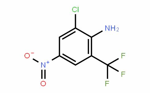 400-67-9   2-Amino-3-chloro-5-nitrobenzotrifluoride